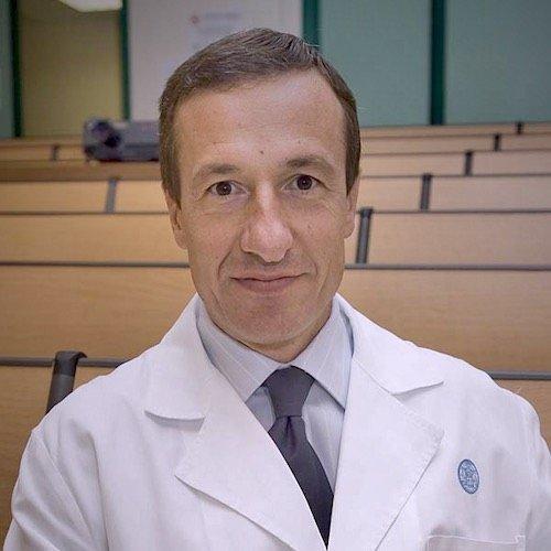 dr. Domenico D'Ugo chirurgo